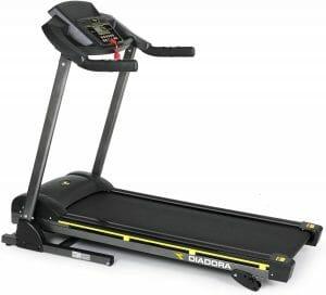 Diadora Fitness Rewo 200 Tapis Roulant