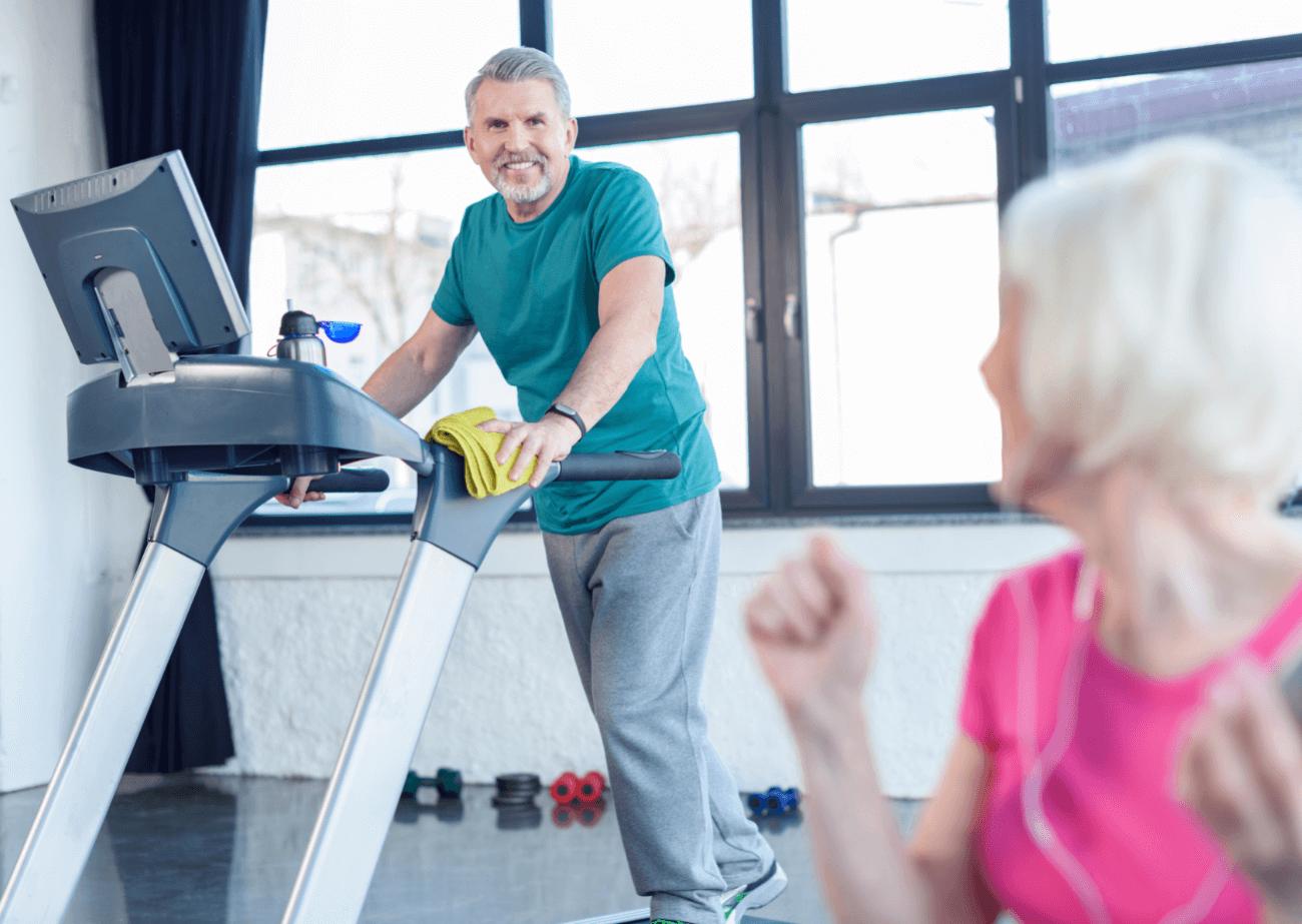 Tapis Roulant per la Riabilitazione Terapeutico e per Anziani