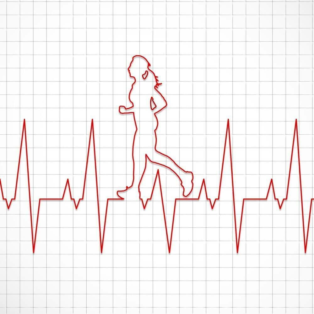frequenza cardiaca ideale durante la corsa