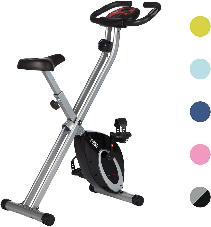 Ultrasport FBike Design Cyclette da Allenamento